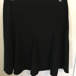 NEW-Black skirt